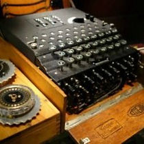 Enigma machine - Spy:Co Spy party.jpg