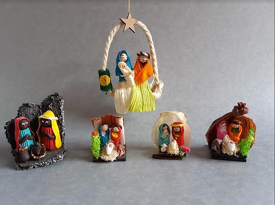 Colección Pesebre Mini