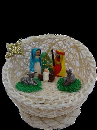 Pesebre Tradicional Bola