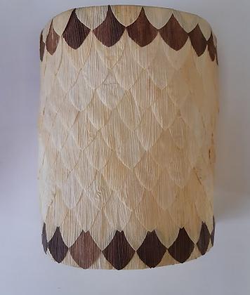 Lámpara de pared Pétalos Tubular