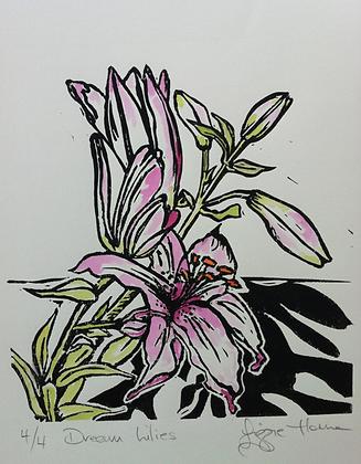 Dream lilies 3/4