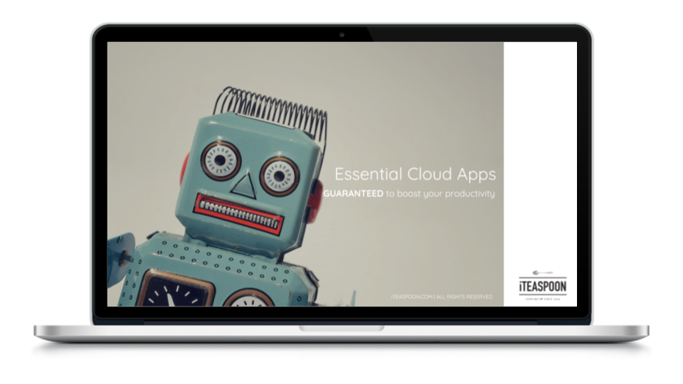 Cloud Productivity Apps