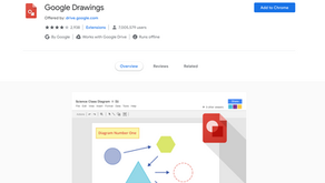 Google Drawings Extension