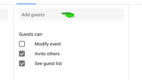 How To Use Email Groups To Add Attendees In Google Calendar