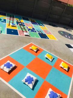 Playground Games - O & X