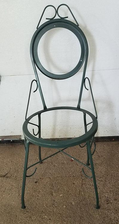 Garden Chair plant stand