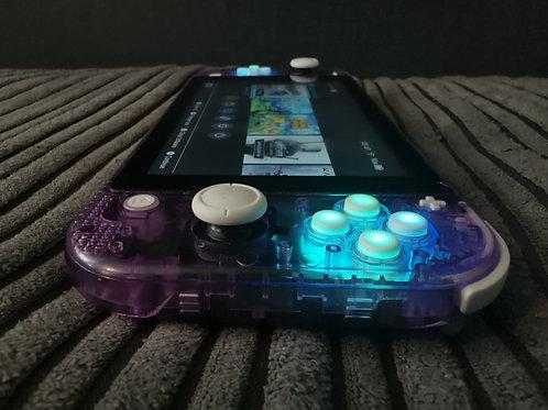 Switch Lite Mod V2 Clear Shell