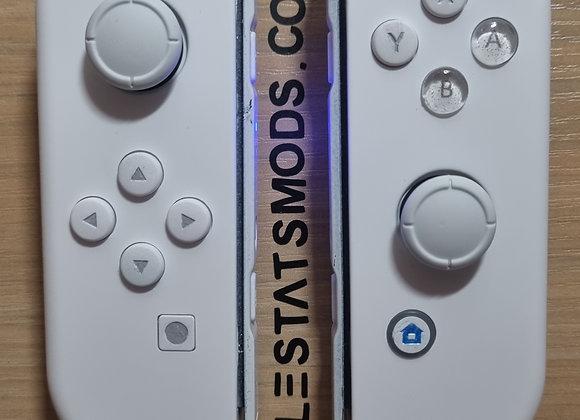 Nintendo Wii Joycons