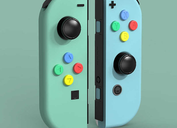 New pair of Joycons w/ Shells + Buttons