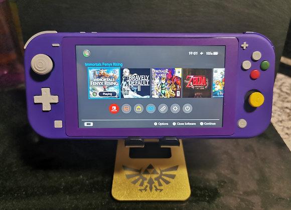 Gamecube Switch Lite Shell (inc New Lite)