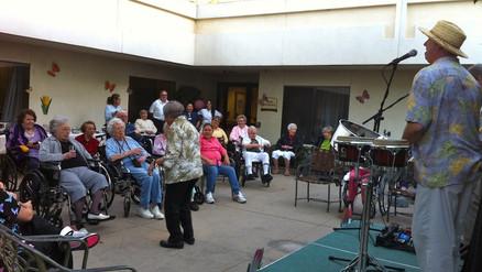 We Love Our Seniors!