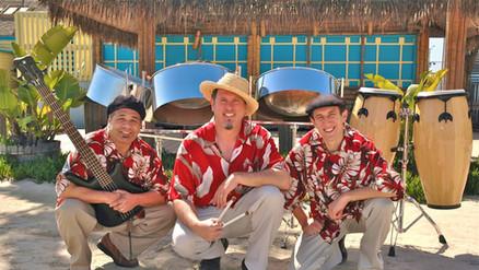 Steel Drum Holiday Trio