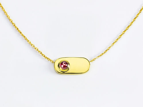 Lee Signet Necklace