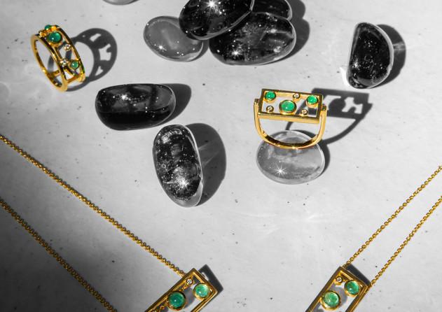 Prai Emerald collection