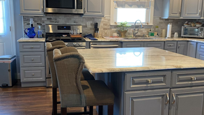 Light and bright kitchen in Toms River