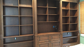Freehold - Library shelf unit