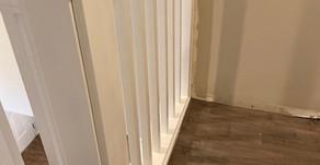 Sayreville - stairwell