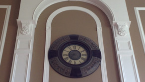 Stunning focal wall in Colts Neck