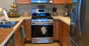 Lavallette - beachy distressed kitchen