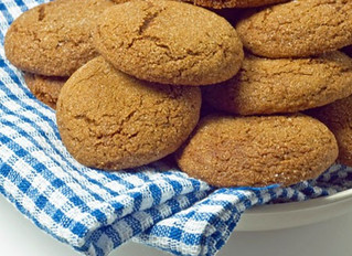 Gluten-Free Spice Cookies with Chocolate