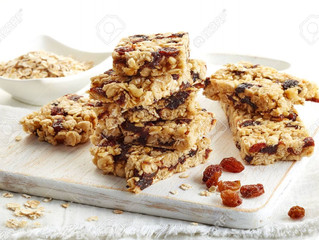 Homemade, Healthy Gluten Free Snack Bars (oh my!!)