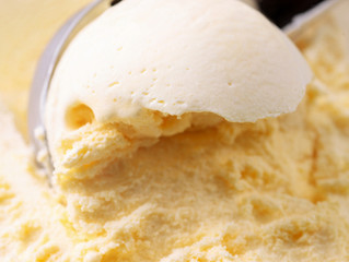 Coconut Vanilla Ice Cream (Dairy-Free)