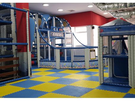 Indoor Playground Installation In Belgrade - Serbia
