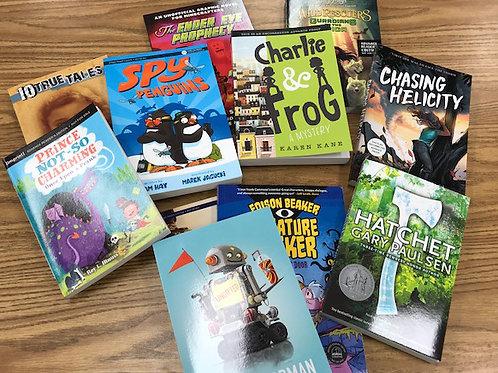 Book collection- grades 3/4