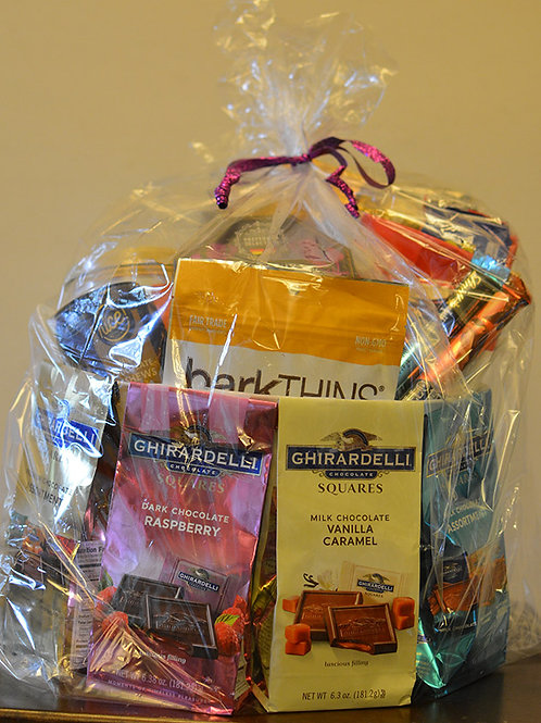 The Ultimate Chocoholic Gift Basket