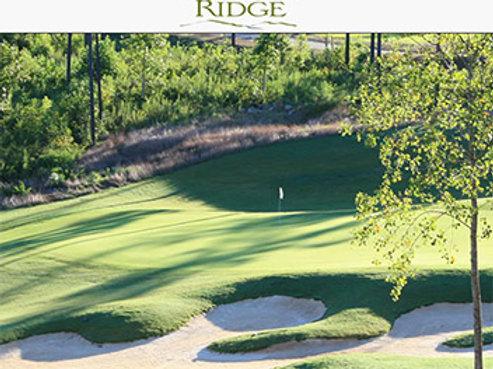 The Golf Club at Chapel Ridge- Golf for 4