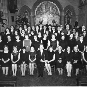 Winners of the National Choral Competition, 1965