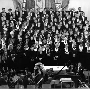 Singing in Konstanz, 1992