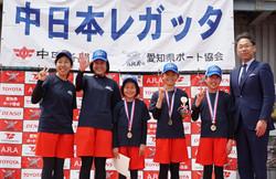 19小学生レガッタ_表彰式5