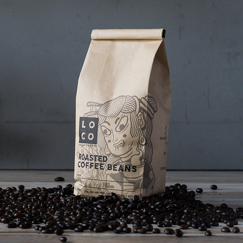 Packed Coffee