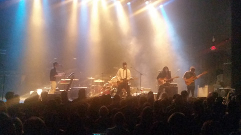 Concert Review: CD102.5 Day Side A - Cold War Kids, The Shelters, Mondo Cozmo, Hembree, & Person