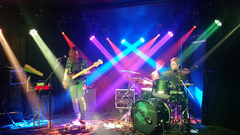 Concert Review: The Receiver