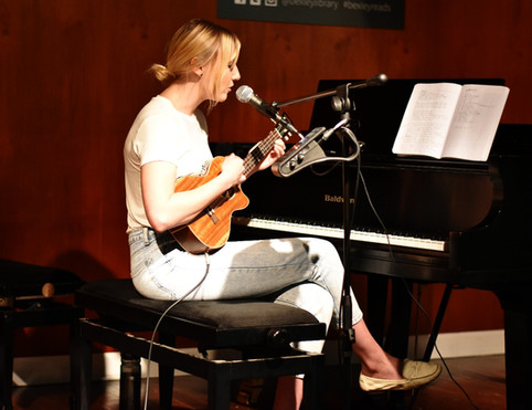 Concert Review: Fran Litterski at the Bexley Public Library