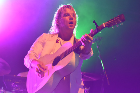 Concert Review: Judah & the Lion at the Newport Music Hall, with The Academic and Tyson Motsenbo