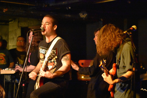 Concert Review: A Night of Raw, Intense Garage Rock with White Reaper at The Basement