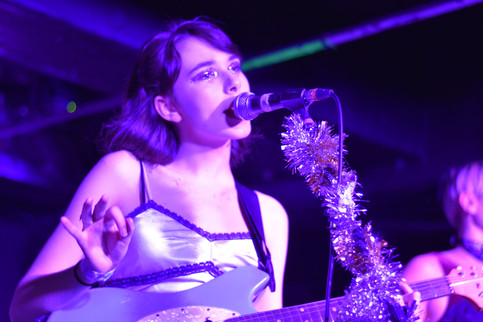 Concert Review: The Regrettes at The Basement