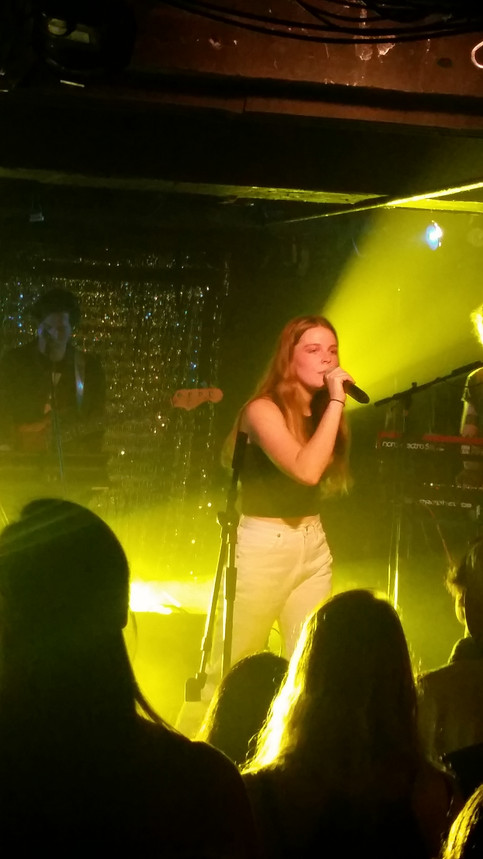 CONCERT REVIEW: Maggie Rogers at The Basement