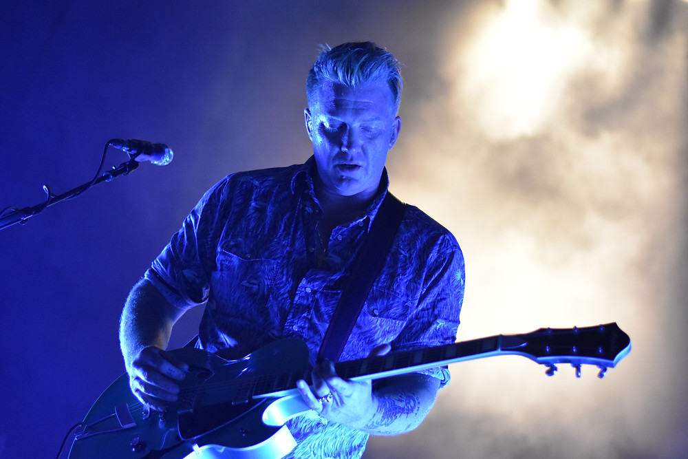 Queens of the Stone Age: Josh Homme