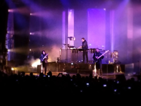 Concert Review: The xx at Express LIVE!