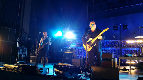 Concert Review: The Pixies at Express LIVE!