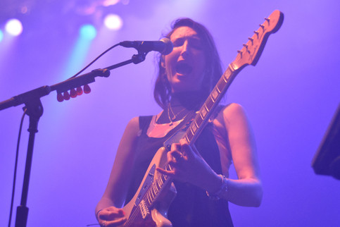 Concert Review: Warpaint at the Newport Music Hall