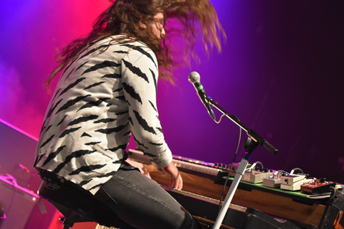 """Concert Review: CD102.5 """"Trust Us"""" Series featuring J. Roddy Walston and the Business with"""