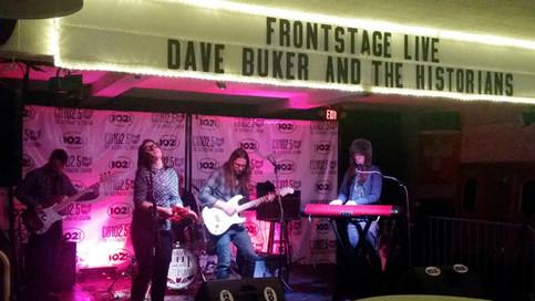Concert Review: Dave Buker & the Historians