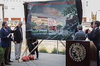 University officials unveiling plans for the new Belknap Academic Building