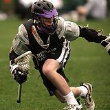 Lacrosse Player