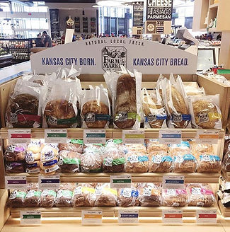 Farm to Market bread in Kansas City grocey stores